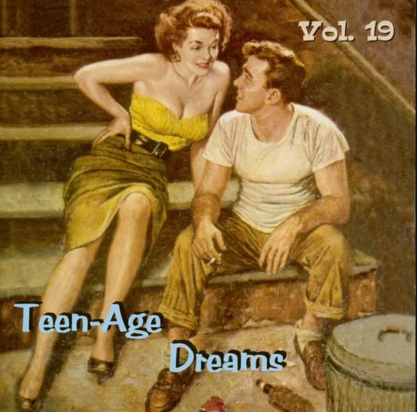 Teen-Age Dreams Vol.19 (CD)