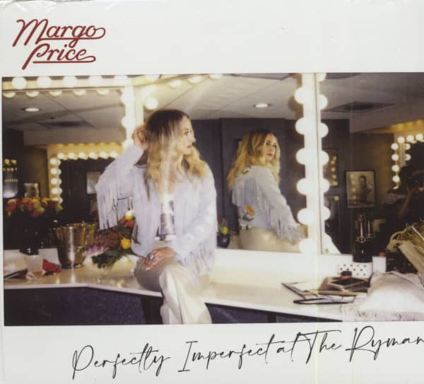 Perfectly Imperfect At The Ryman (CD)