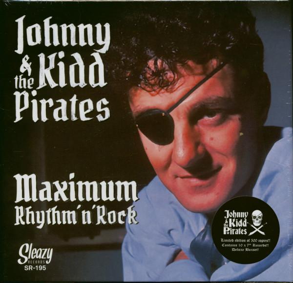 Maximum Rhythm 'n' Rock (10x7inch EP Box, 45rpm)
