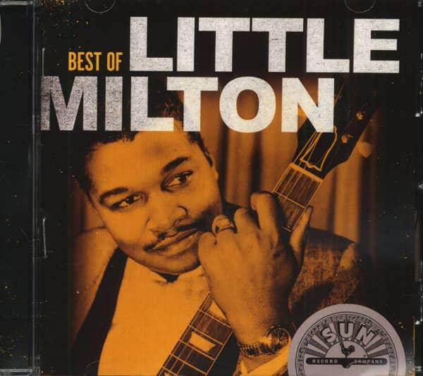 Best Of Little Milton (CD)