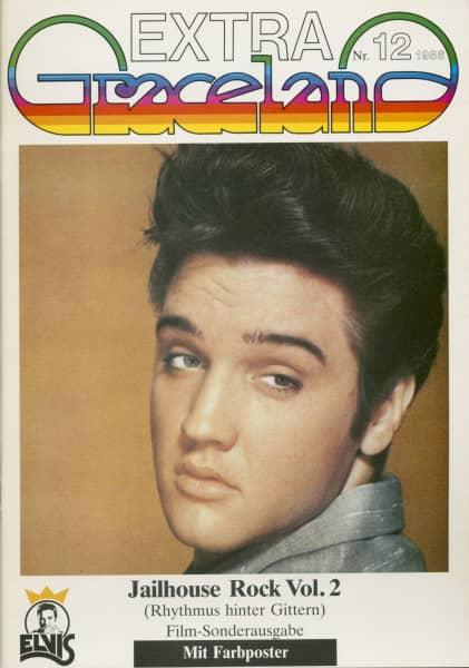 Graceland Extra Magazin Nr.12 - 1986