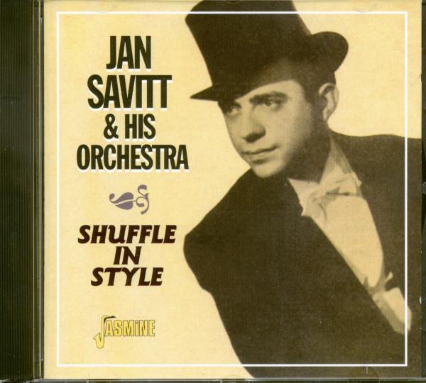 Shuffle In Style (CD)