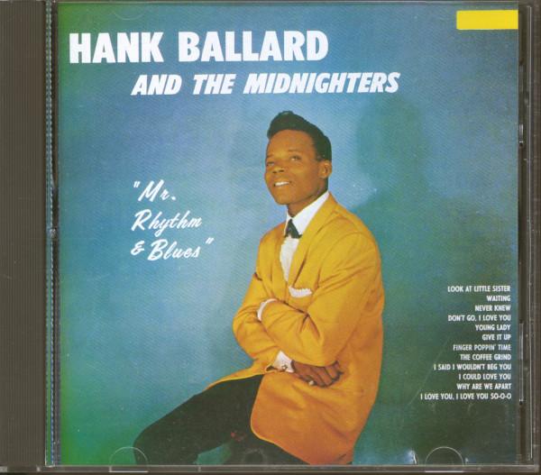 Mr. Rhythm & Blues (CD)