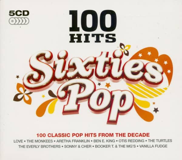 100 Hits - Sixties Pop (5-CD)