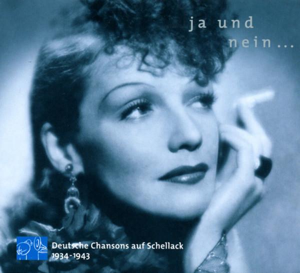 ja und nein...Deutsche Chansons auf Schellack