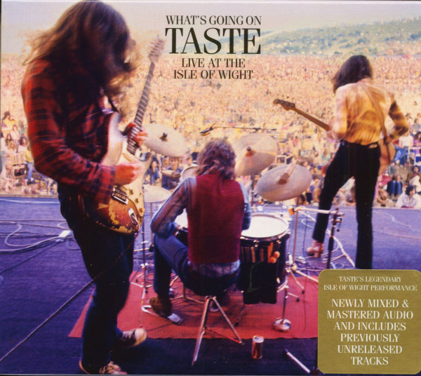What's Going On - Live At The Isle Of Wight 1970 (CD)