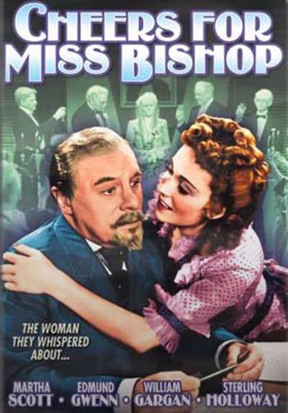 Cheers For Miss Bishop (0) - Drama