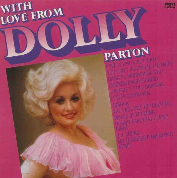 With Love From Dolly Parton ( LP)