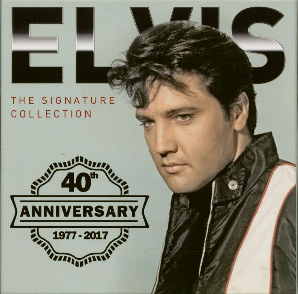 The Signature Collection (10-CD Box)