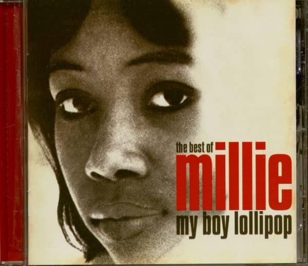 My Boy Lollipop - The Best Of Millie (CD)