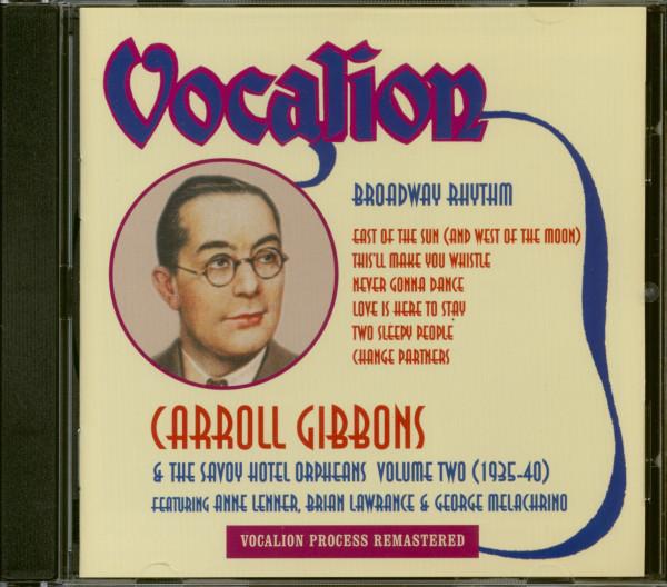 Broadway Rhythm - Volume Two 1935-40 (CD)