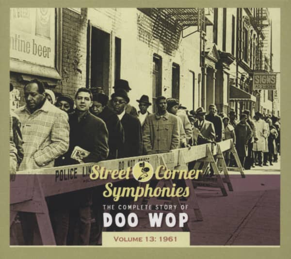 Vol.13, 1961 The Complete Story Of Doo Wop
