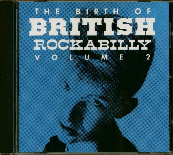 The Birth Of British Rockabilly Vol.2 (CD)