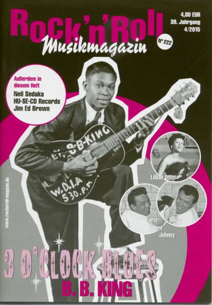Musikmagazin #222