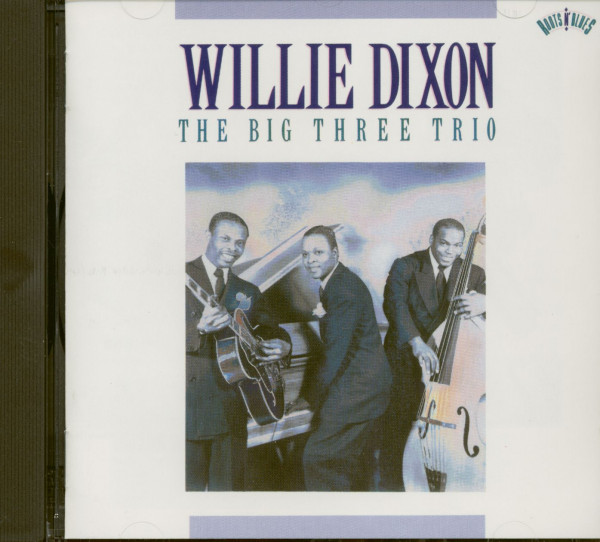 The Big Three Trio (CD)