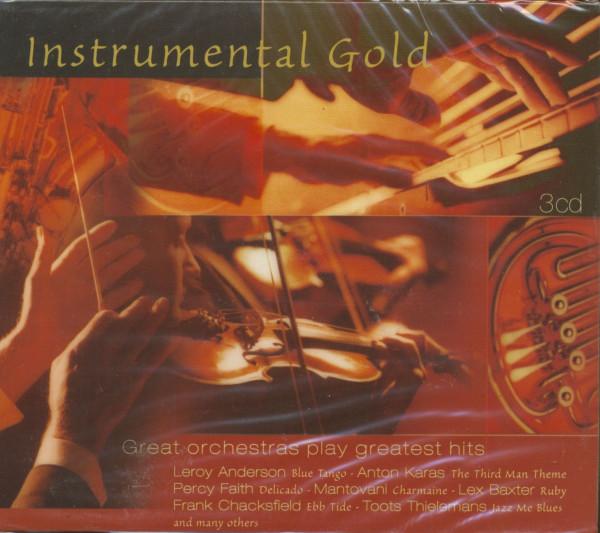 Instrumental Gold (3-CD)