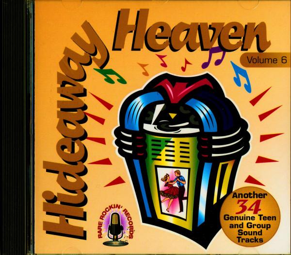 Hideway Heaven Vol.6