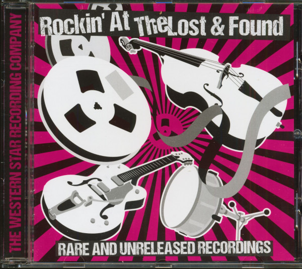 Rockin' At The Lost & Found - Rare And Unreleased Recordings (CD)