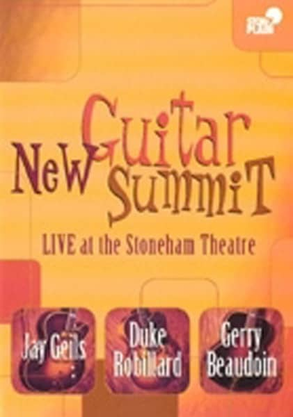 New Guitar Summit - Live At The Stoneham Thea