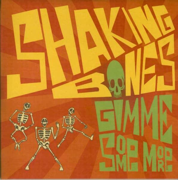 Gimme Some More (CDEP)