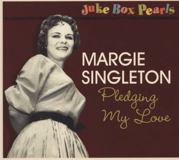 Pledging My Love - Juke Box Pearls (CD)