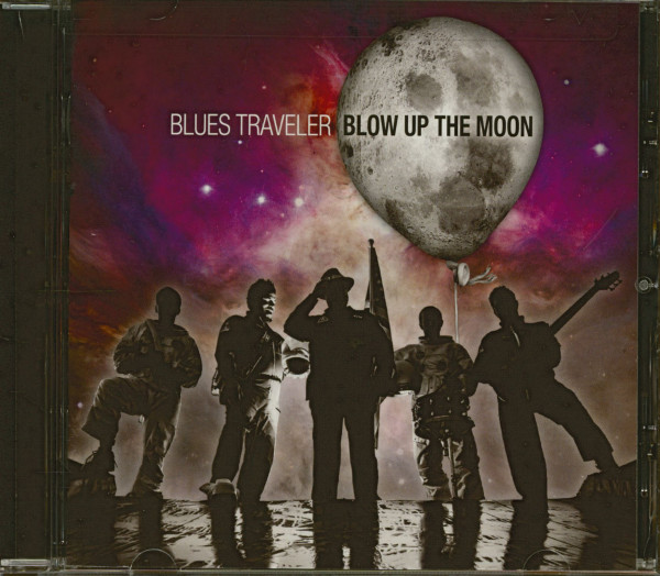 Blow Up The Moon (CD)