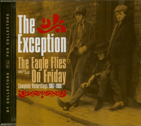 The Eagle Flies On Friday - Complete Recordings 1967-1969 (CD)