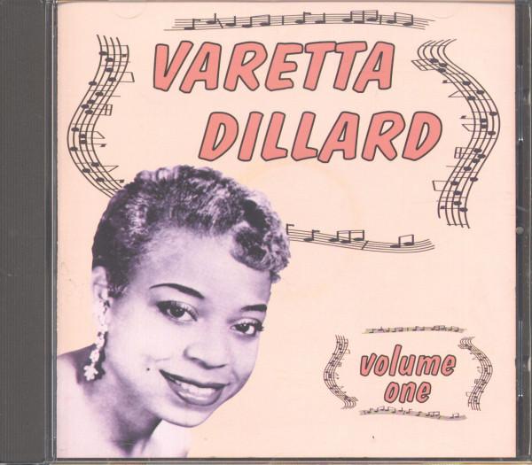Varetta Dillard Vol.1 (CD)