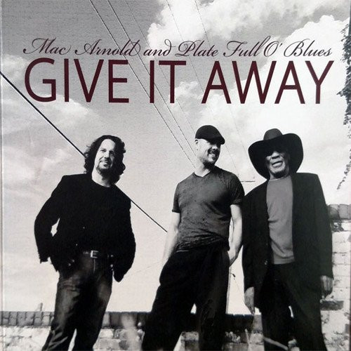 Give It Away (CD)