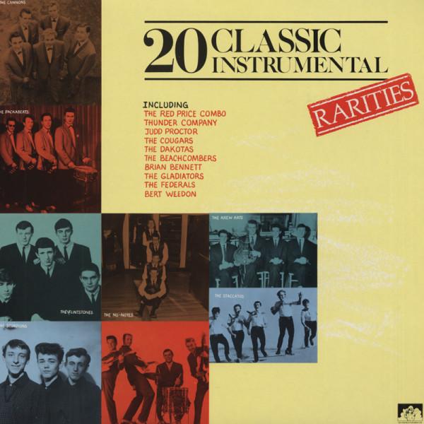 20 Classic Instrumental Rarities