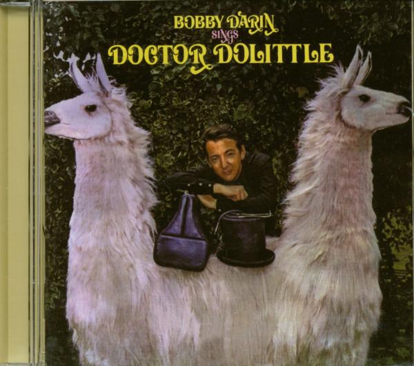 Bobby Darin Sings Doctor Dolittle (CD)