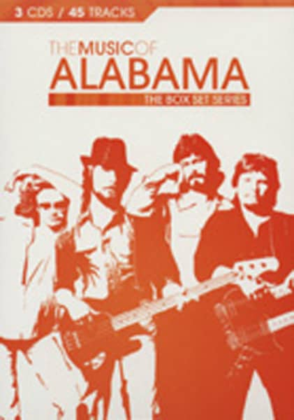 The Music Of Alabama (3-CD)