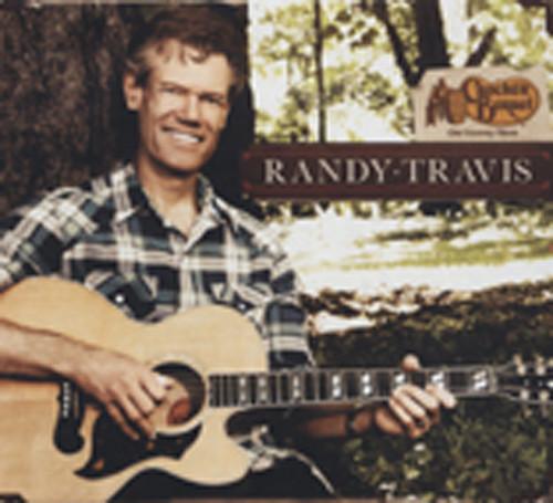Randy Travis (2011 Cracker Barrel Store Ed.)