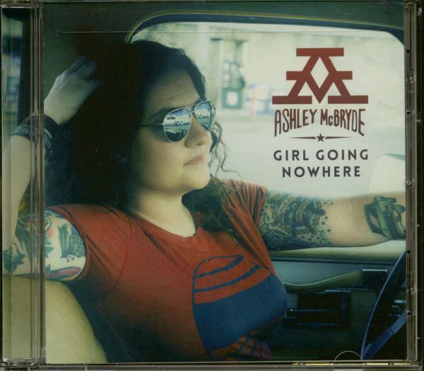 Girl Going Nowhere (CD)