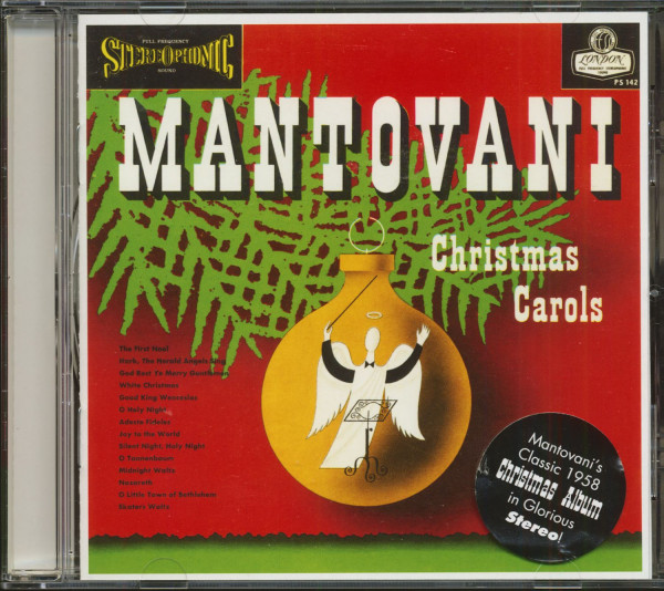 Christmas Carols (CD)
