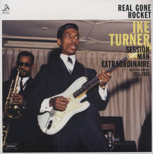 Real Gone Rocket: Session Man Extraordinaire (CD)