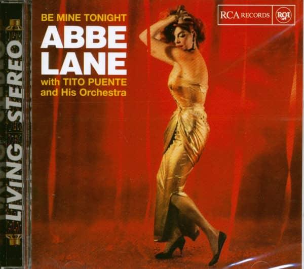 Be Mine Tonight (CD)