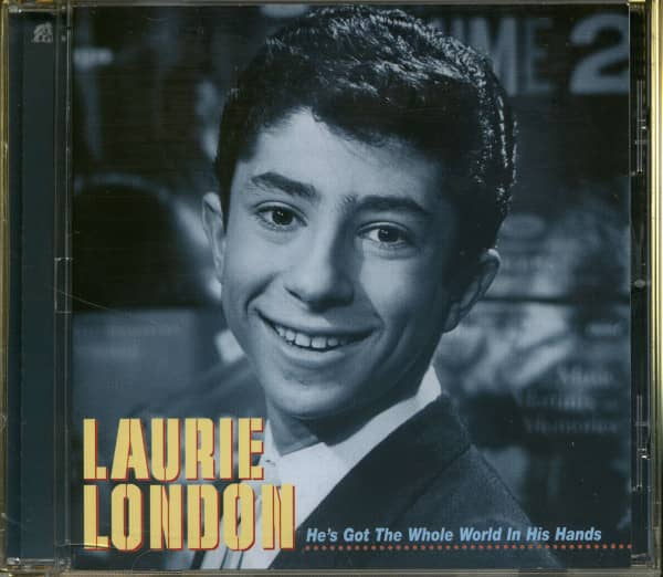 He's Got The Whole World In His Hands (CD)