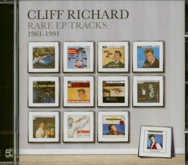 Rare EP Tracks 1961-1991 (CD)