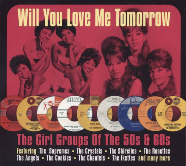 Will You Love Me Tomorrow (2-CD)