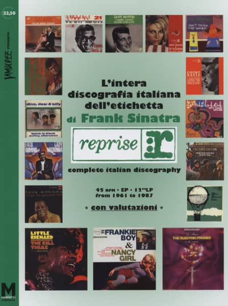Reprise Records - Complete Italian Discography 1961-1987