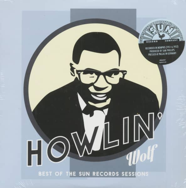 Best Of The Sun Records Sessions (LP)