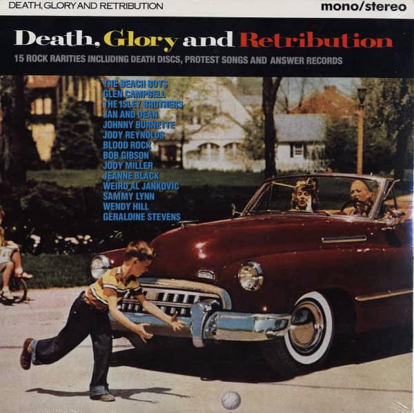 Death, Glory And Retribution