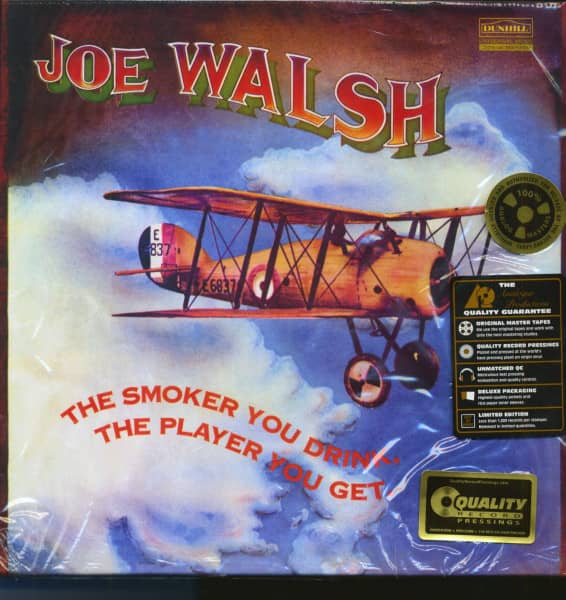 The Smoker You Drink, The Player You Get (LP, 200g Vinyl, Ltd.)