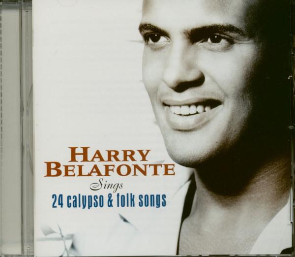 Sings 24 Calypso & Folk Songs (CD)