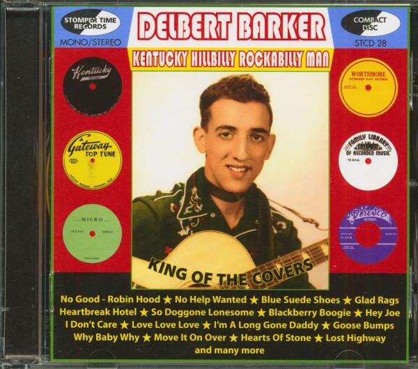 Kentucky Hillbilly Rockabilly Man (CD)